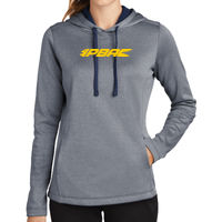 LST264 - Ladies Fleece Hooded Pullower Thumbnail