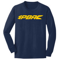 PC54YLS  Port & Company® Youth Long Sleeve Core Cotton Tee Thumbnail
