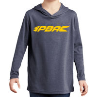 DT139Y NEW District ® Youth Perfect Tri ® Long Sleeve Hoodie Thumbnail